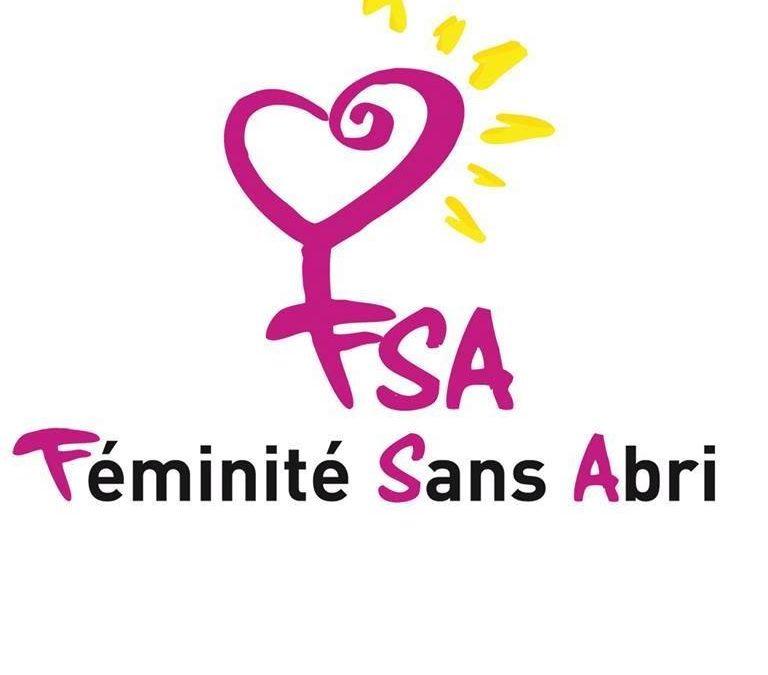 11/02/2019 : Collecte pour Féminité Sans Abri