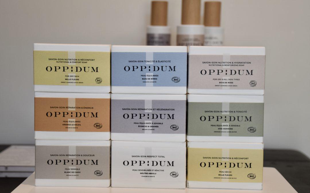 20/07/2020: Don de savon OPPIDUM